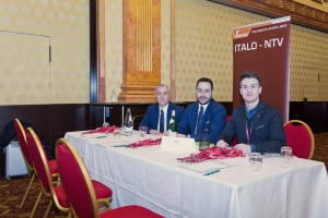 Italo NTV al TFP Summit 2018